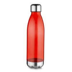 Squeeze Plástico 700ml (extremidades metálicas)